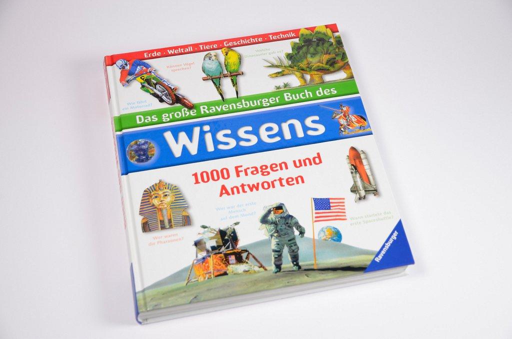 Ravensburger Buch des Wissens