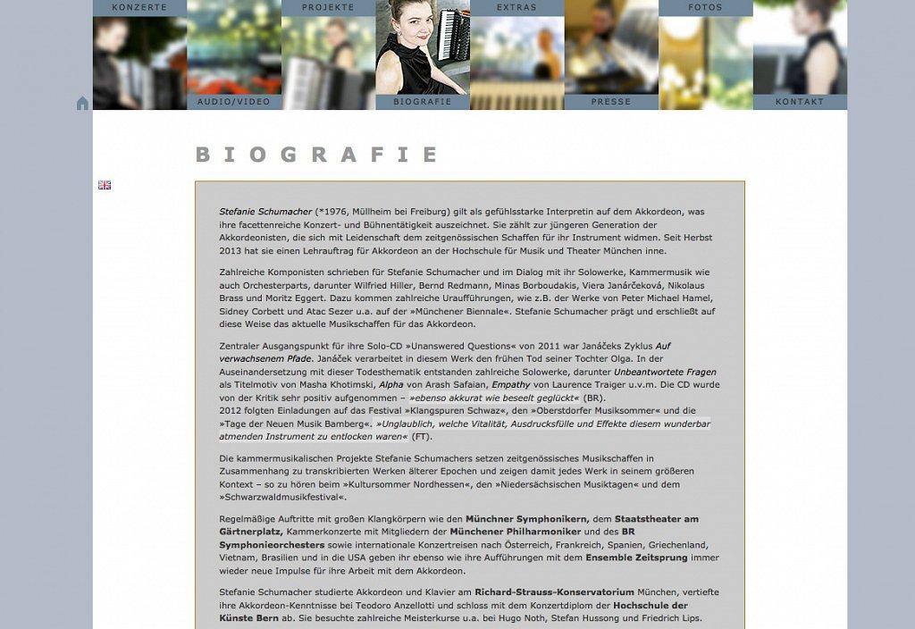 Stefanie Schumacher Akkordeon