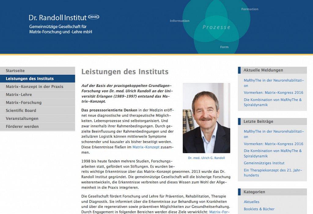 Dr. Randoll Institut