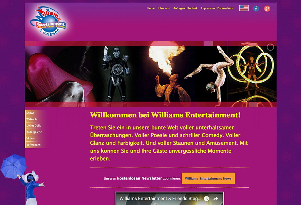 Williams Entertainment