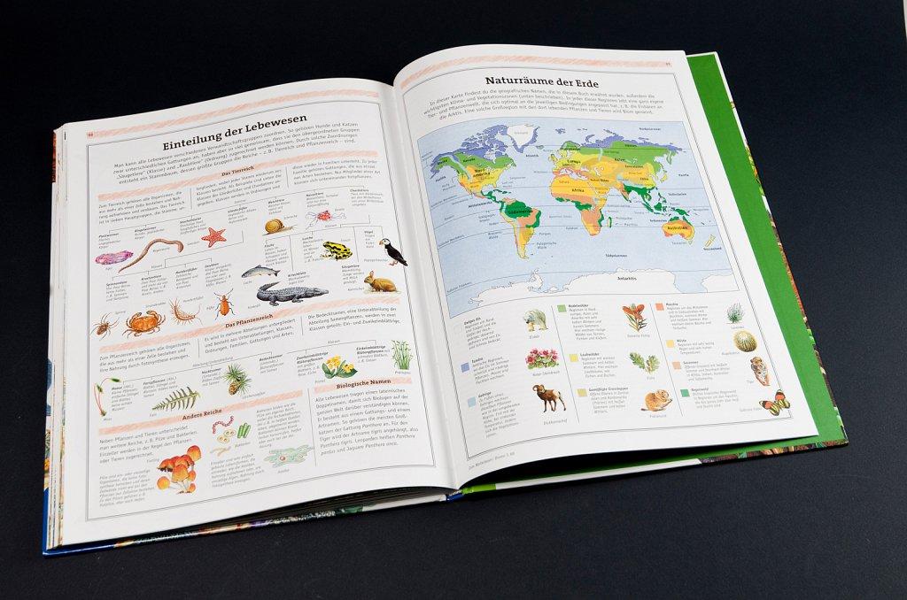 Ravensburger Das große Buch der Natur