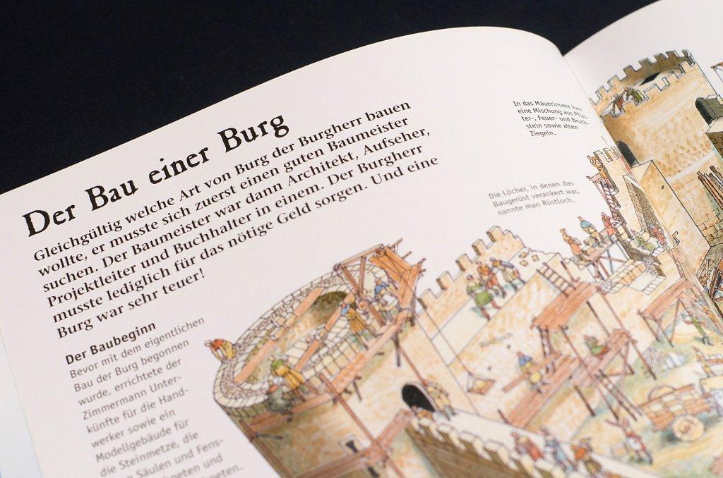 Ravensburger Ritter und Burgen